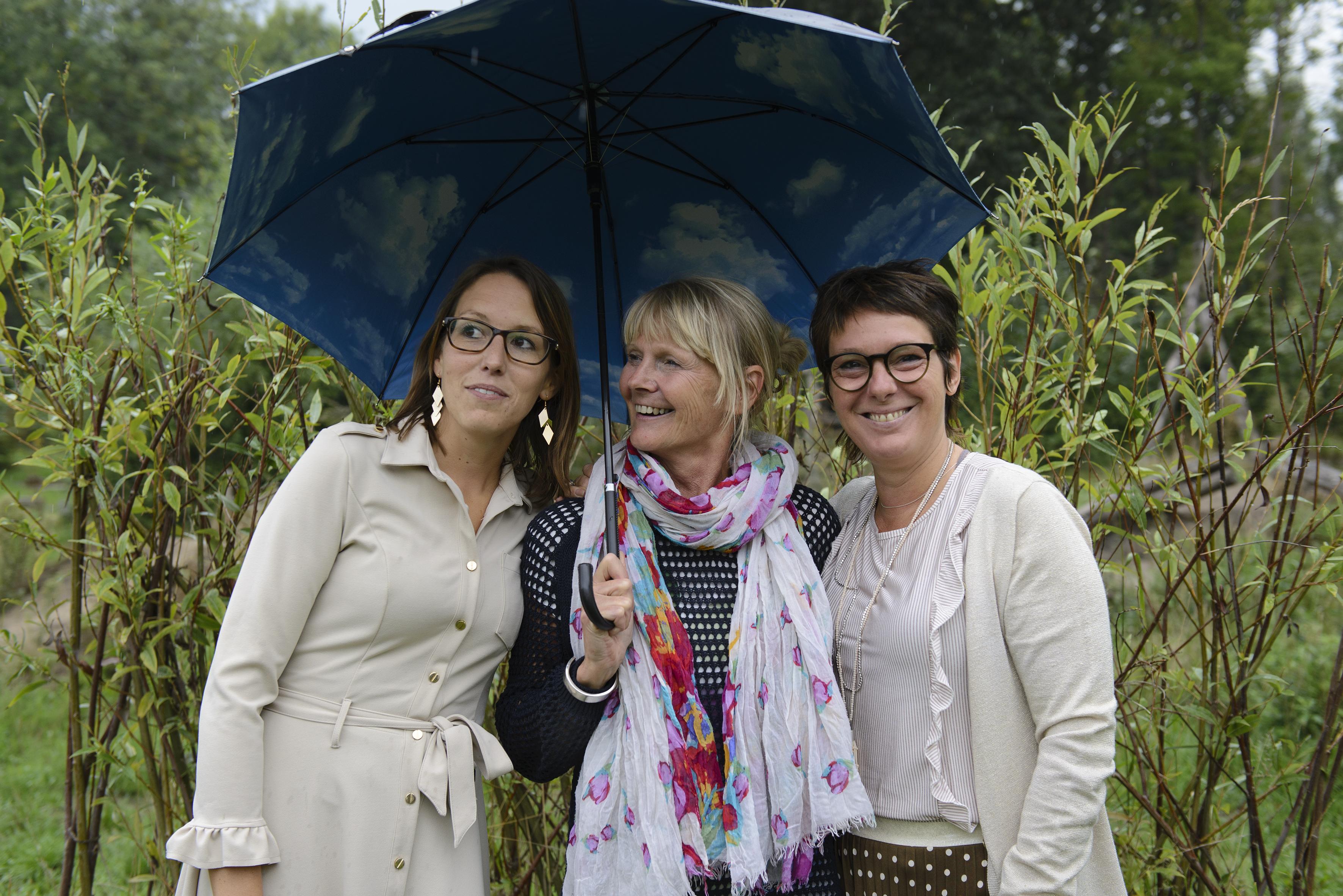 <p>2de kleuterklas: juf Elke, juf Katrien en juf Kathleen</p>